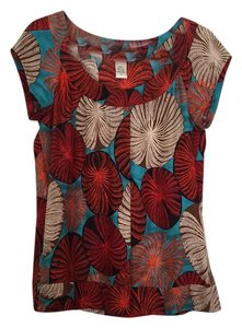 Diane von Furstenberg Top Multi color