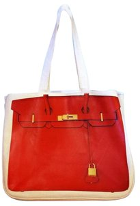Thursday Friday Tote in Red