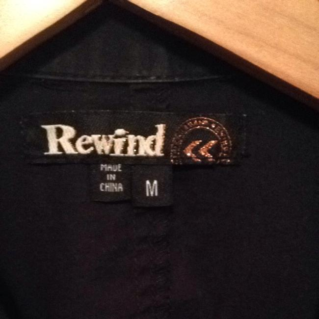 Rewind Black Jacket