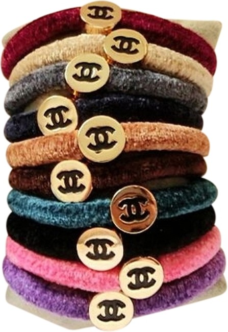 Item - Multi-you Choose 2 (Two) Cashmere Ties. Set Of You Colors. Hair Accessory