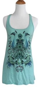 Truly Madly Deeply Top Teal