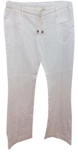 Roxy White Straight Pants
