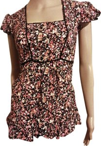 Motherhood Maternity Motherhood Maternity Floral Top