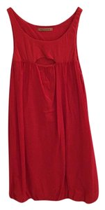 Velvet by Graham & Spencer short dress Red on Tradesy