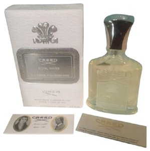 Creed Creed ROYAL WATER 75 ml / 2.5 oz Spray for men , New in box !!