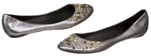 Belle by Sigerson Morrison Silver Flats