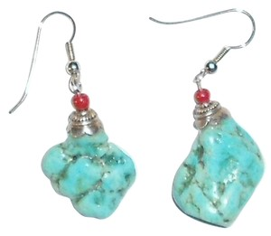 Other Real Turquoise Earrings