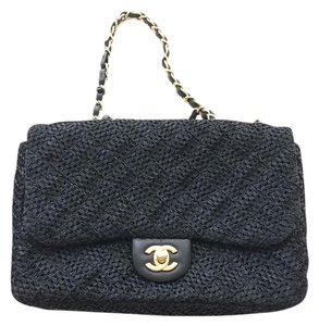 Chanel Single Flap Cross Body Bag