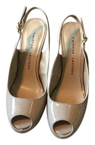 Chinese Laundry Tan/ Beige Pumps