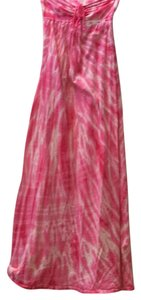 Pink Maxi Dress by Hard Tail