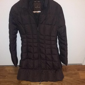 Moncler Quilted Puffer Chic Down Coat