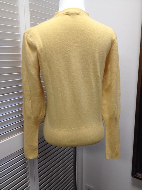 Lord & Taylor Cashmere Warm Pastel Chic Fall Sweater