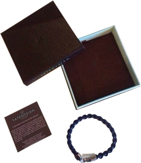 Tateossian NWT- Tateossian Leather bracelet