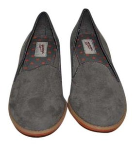 Arizona Jean Company gray Flats