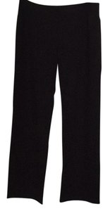 Eileen Fisher Straight Pants Black