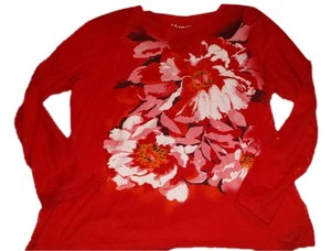 Hanes Top Red