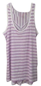 Lilly Pulitzer Top Purple and white