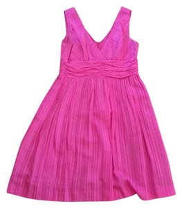 Trina Turk short dress Pink on Tradesy