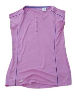 adidas Lavender Adidas Workout Top
