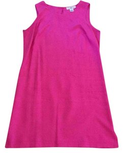 Saks Fifth Avenue short dress Pink on Tradesy