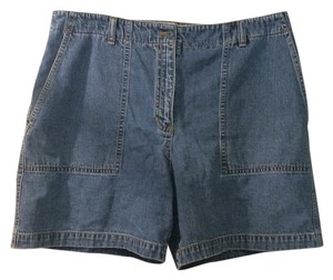 Jones New York Cargo Shorts blue
