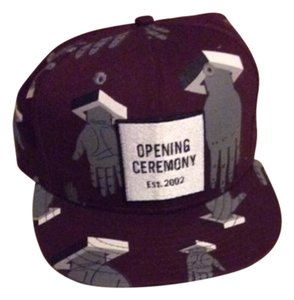 Opening Ceremony Opening Ceremony Hat - Size 7 3/8