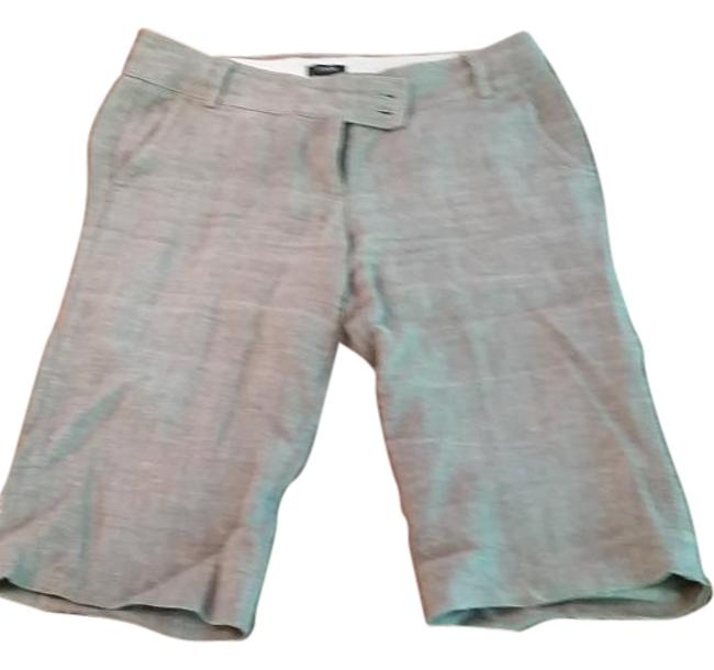 Item - Taupe City Fit Shorts Size 4 (S, 27)