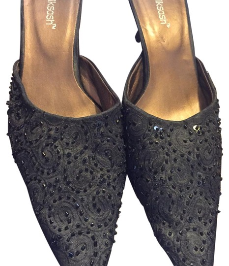 Other Black Mules Image 0