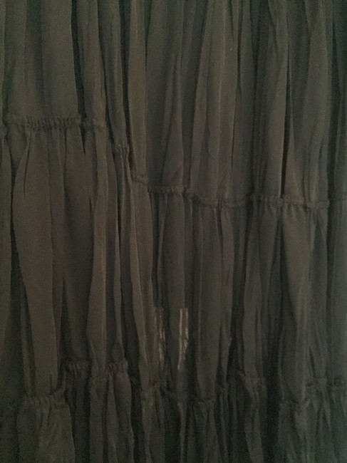 Other Stretchy Lined Skirt Black Image 1