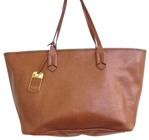 Ralph Lauren Crawley Tote in brown