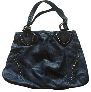B. Makowsky Tote in Blue