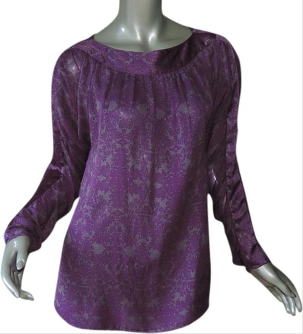 Nanette Lepore Silk Maternity Friendly Tunic