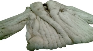 Wild Fur Creations of Saratoga Wyoming Vintage Fur Coat