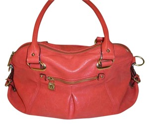 Anne Klein Satchel in orange