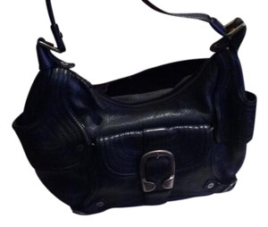 Michael Kors Front Pocket Flap Back Pocket Hobo Bag