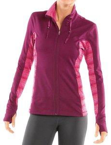 Moving Comfort Foxie Full Zip Unhooded Jacket