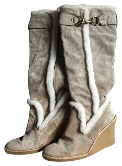 Preload https://img-static.tradesy.com/item/15675751/coach-tan-and-white-bootsbooties-size-us-7-0-1-540-540.jpg