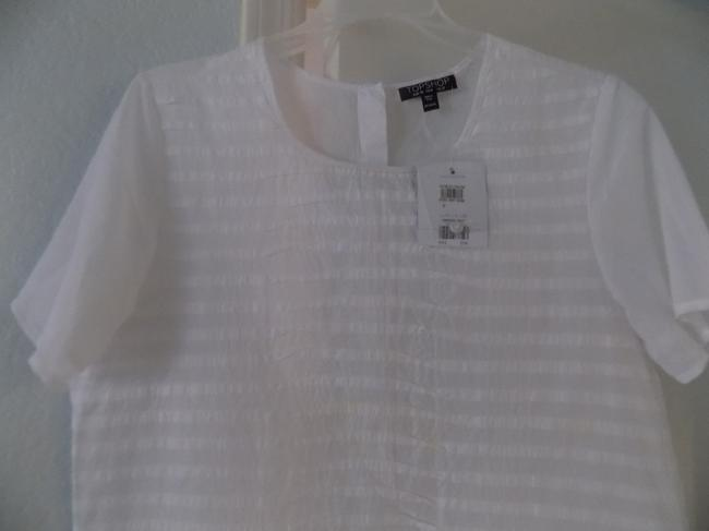 Topshop Top white