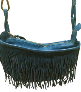 Free People Fringe Cross Body Bag