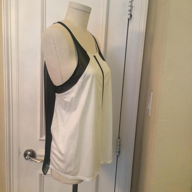 Helmut Lang Blouse Lululemon Theory Vince Free People Top White Image 1
