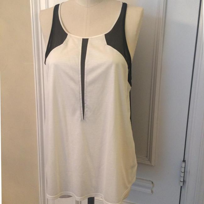 Helmut Lang Blouse Lululemon Theory Vince Free People Top White Image 4