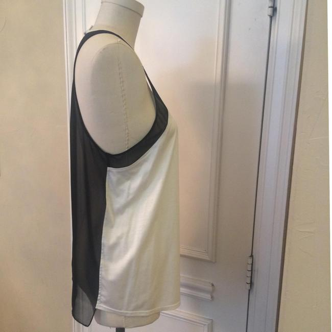 Helmut Lang Blouse Lululemon Theory Vince Free People Top White Image 6