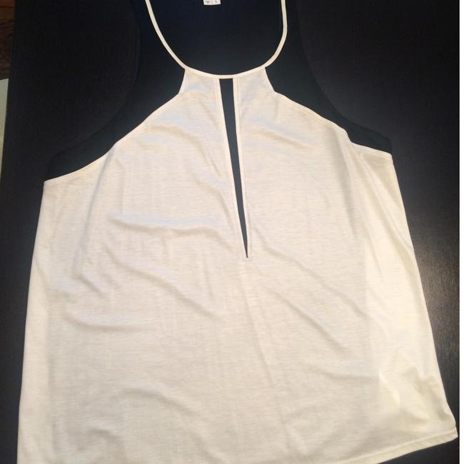 Helmut Lang Blouse Lululemon Theory Vince Free People Top White Image 7
