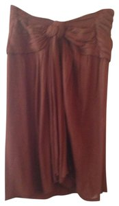 norma walters Knee-length Skirt brown