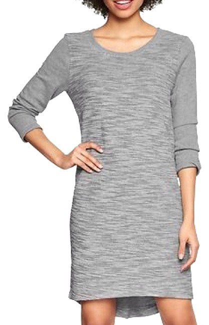 Gap short dress Grey on Tradesy