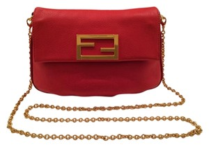 Fendi Mini Mini Mini Cross Body Bag