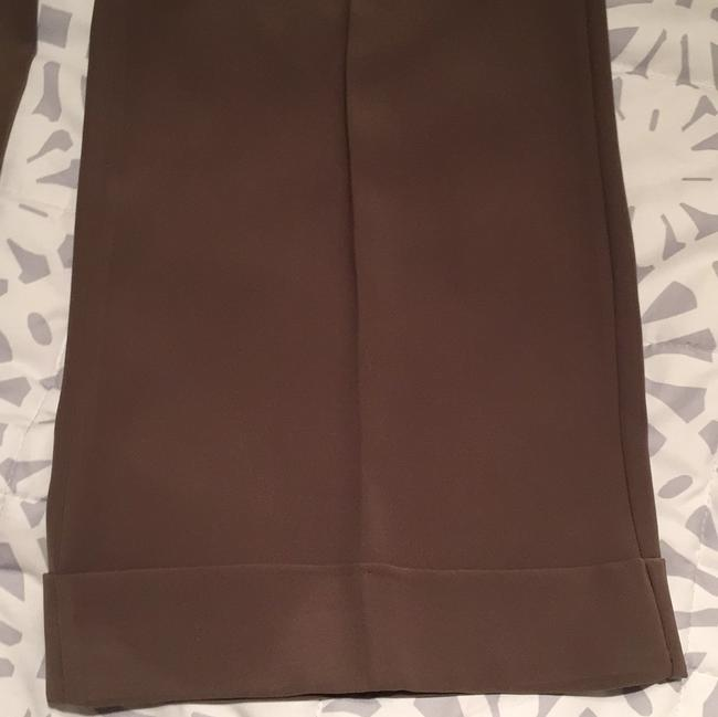 Express Wide Leg Pants Brown, taupe Image 4