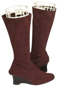 Gegrge Winter Fall Suede Casual Brown Boots
