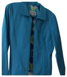 Wilsons Leather Robin's Egg Blue Jacket
