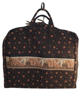 Vera Bradley Classic Brown Travel Bag